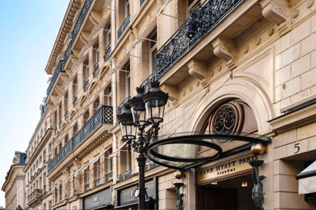 , Park Hyatt Paris-Vendôme